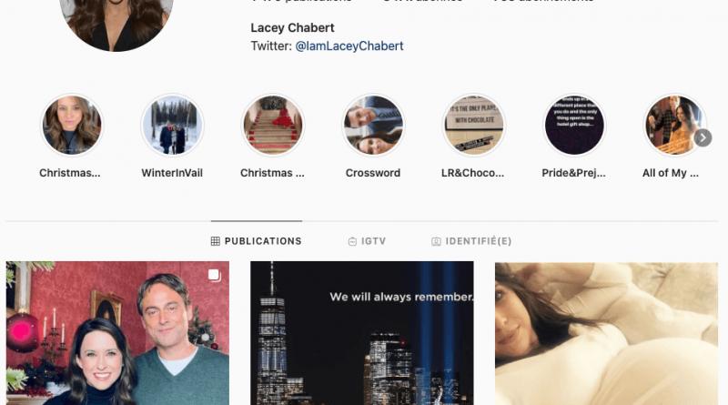 Lacey Chabert instagram